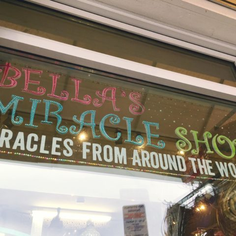 Bella's Miracle Shop, White Rock, BC