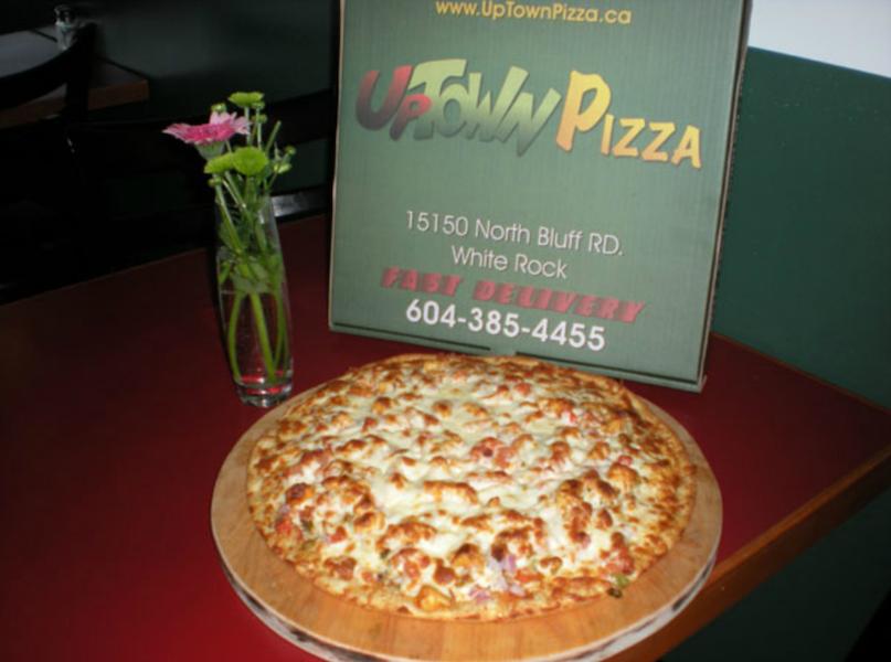 Uptown Pizza White Rock