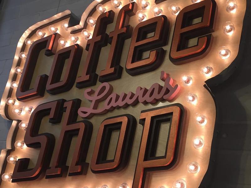 Laura's Coffee Corner, White Rock, BC