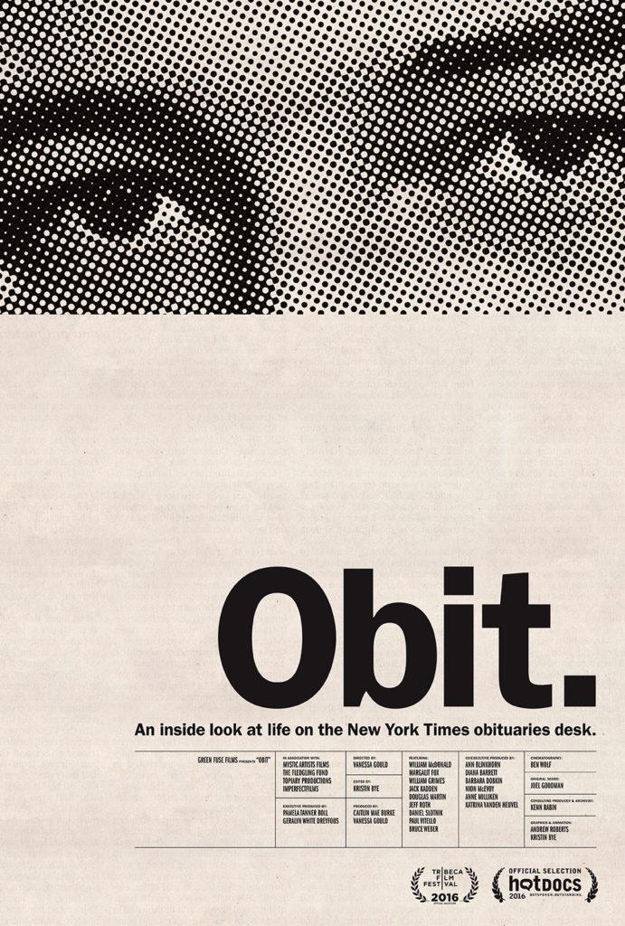 White Rock Get Reel Film Series: Obit