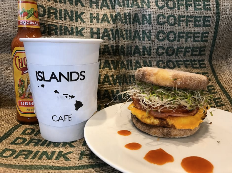 Islands Cafe White Rock BC
