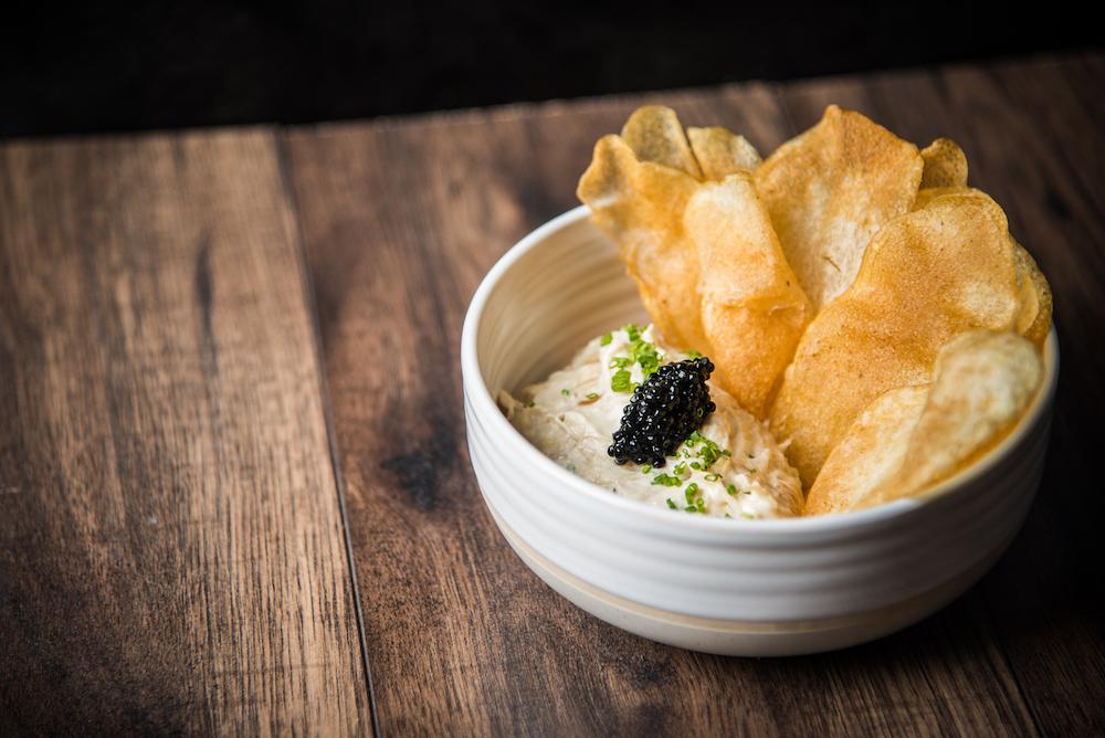 Barrique Chips & Dip - Barrique Restaurant, White Rock BC