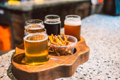 3 Dogs Brewing, White Rock Craft Brewery