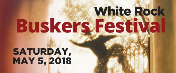 White Rock Buskers Festival 2018