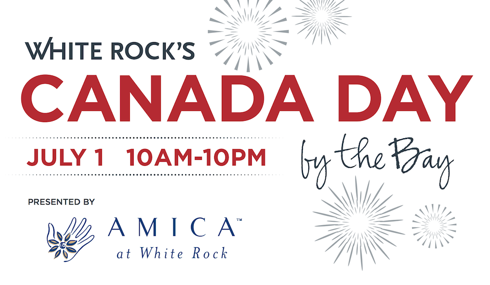 Canada Day White Rock 2018