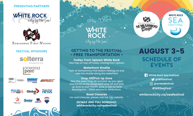 White Rock Sea Festival