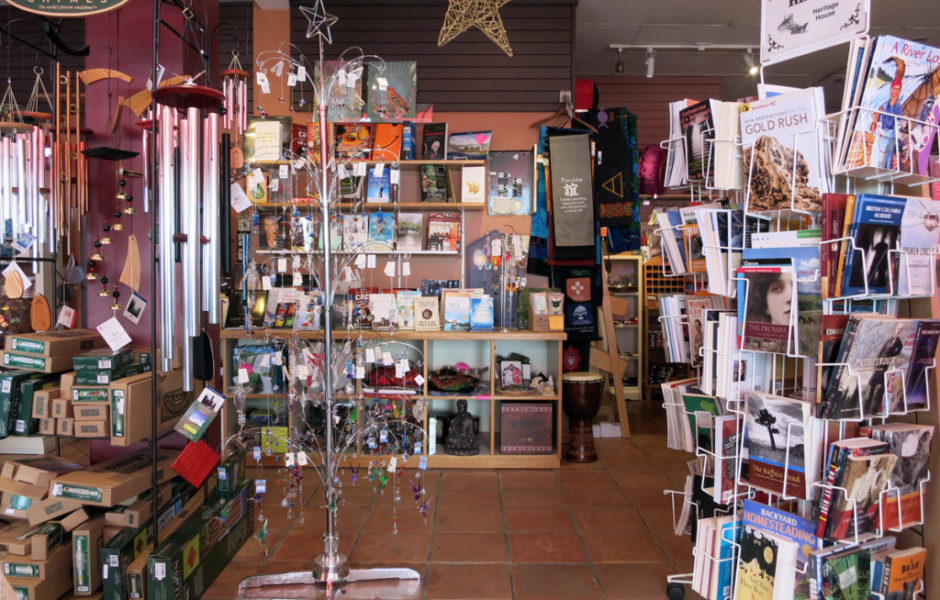 Whitby's Books and gifts