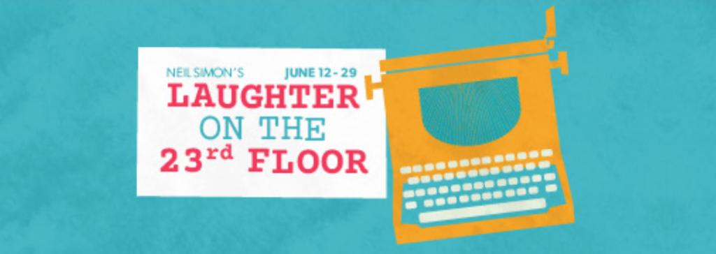 Laughter on the 23rd Floor, White Rock