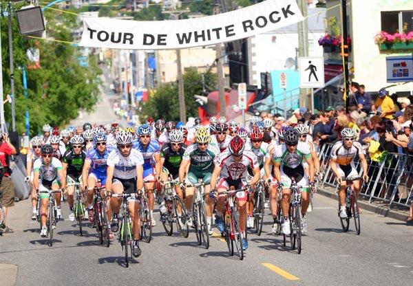 Tour de White Rock