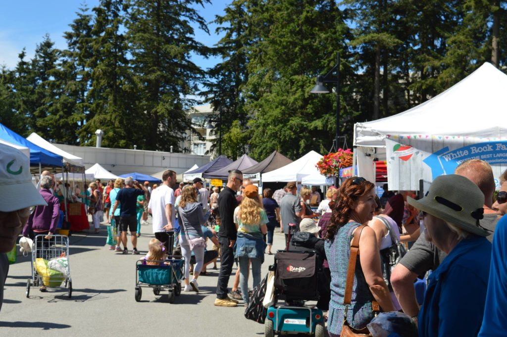 White Rock Farmer's Market
