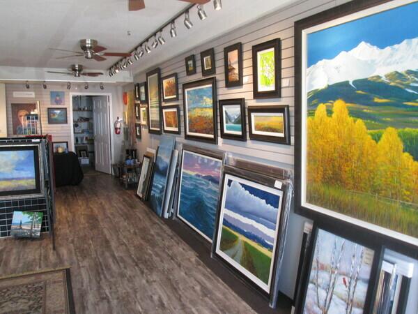 Golden Cactus Gallery